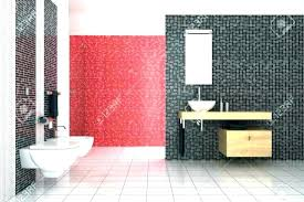 red bath decor and gray bathroom rugs grey black white excellent pictures b wall red bathroom