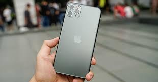 Đánh giá iPhone 11 Pro Max màu xanh Midnight đầy quyến rũ