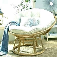 round rattan chair wicker cushion big with singapore