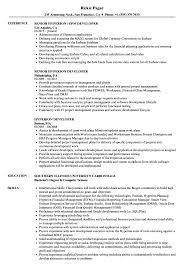 Hyperion Administrator Sample Resume Hyperion Developer Resume Samples Velvet Jobs 18