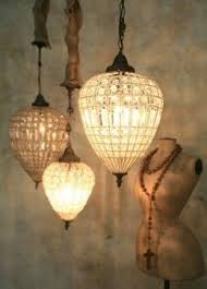 chic hanging lighting ideas lamp. Chic Hanging Lighting Ideas Lamp. Shabby Light Fixtures: Cozy For Your Home Lamp H