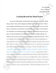 writing an abstract essay explanatory