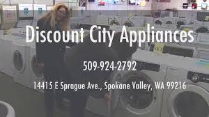 Appliances Discount Discount City Appliances Spokane Valley Youtube