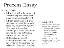 revision example process essay iuml frac three parts iuml frac intro 2 process essay