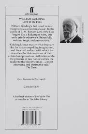 lord of the flies william golding literature lord of the flies william golding 9780571084838 literature amazon