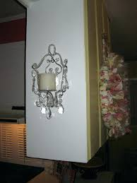 crystal wall sconces for candles crystal wall sconces for candles crystal wall sconce candle holders awesome