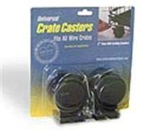 <b>MidWest колеса для клеток</b> Universal Crate Caster универсальные ...