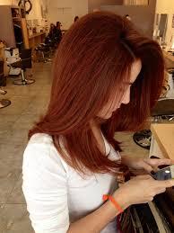 Hairstyle Color Gallery best 25 medium red hair ideas hairstyles for 2015 5847 by stevesalt.us