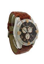 roberto cavalli watch roberto cavalli r7251616055 diamond time men s chronograph date crocodile watch