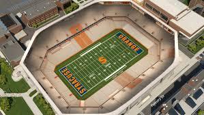 Syracuse Football Virtual Venue By Iomedia