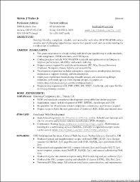 Resume Template Open Office Impressive Resume Openoffice Template Resume Templates For Resume Template For