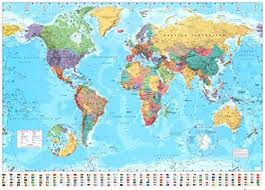 World Time Zone Chart Map World Map Timezones Country