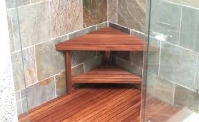 teak corner shower bench teak stool best reference about shower bench tile stunning corner teak corner teak corner shower bench