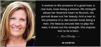 Captivating Beauty Quotes Best Of TOP 24 QUOTES BY STASI ELDREDGE AZ Quotes