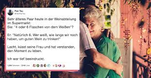 19 Herzerwärmende Geschichten über ältere Paare The Best Social