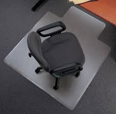 desk chair floor mat for carpet. five star floor mats for chairs. friendly gripper back carpet use or smooth hard floors. clear/transparent pvc desk chair mat o