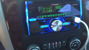 Pioneer Stereo Set-up on My Chevrolet Impala 2006 - YouTube