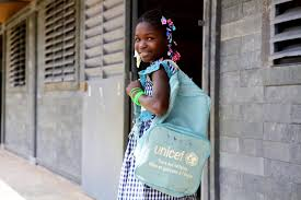 Heading <b>back to school</b> in the pandemic   UNICEF