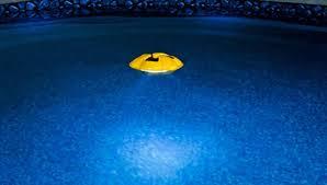 lighting Designing Ground Pool Lights Amazing Led