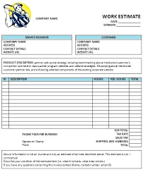 Contractor Invoice Template Excel Contractor Invoice Template