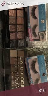 la colors eyeshadow palette with eyelashes little bundle will include cute little black makeup bag elf makeup eyeshadow