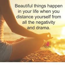 Beautiful Things Happen Quotes Best Of Beautiful Things Happen In Your Life When You Distance Yourself From