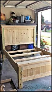 Headboard Bench Plans Best 25 Farm House Headboard Ideas Only On Pinterest Farm