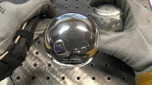 1 8 aluminum sheet the american fabricator polished aluminum ball challenge 1 8