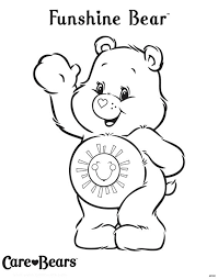 Small Picture 54 best Care Bear Funshine Bear 4 images on Pinterest Care