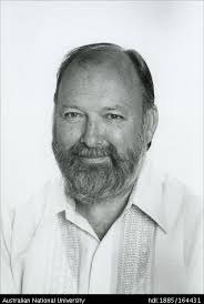 Open Research: Professor Henry Nix