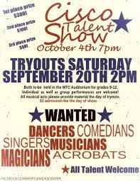 School Talent Show Flyers Major Magdalene Project Org