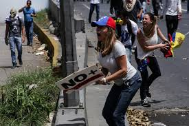 Resultado de imagem para repressão de 64 venezuela