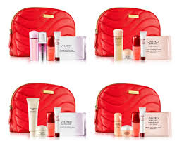 choose your free 6 pc skincare gift with any 85 shiseido purchase gifts with purchase beauty macy s