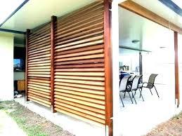 patio deck ideas outdoor privacy screens for decks outdoor deck privacy ideas natural regarding outdoor