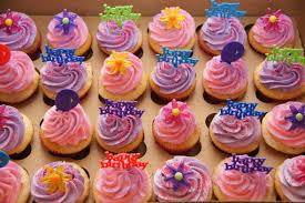 Cute Birthday Cupcake Ideas For Girls Happy Birthday Cupcakes Ideas