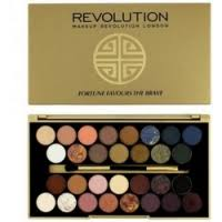 <b>Makeup Revolution 30 Eyeshadow</b> Palette Fortune Favours The Brave