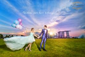 Pre Wedding Photo Location Singapore
