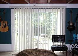 Blinds And Curtains Together French Door Vertical Blinds Home Doors Decoration