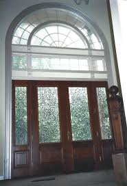 glass front doors entry doors leaded glass glass front doors