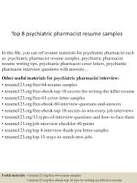 toppsychiatricpharmacistresumesamples lva app thumbnail jpg cb