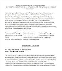 Business Analyst Resume Objective Musiccityspiritsandcocktail Com