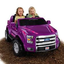 Power Wheels Ford F-150 - Purple Camo | BCV58 | Fisher-Price