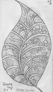 luann kessi sketch book leaf designs 5 source luannkessi spot