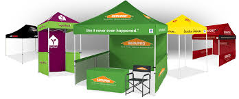 Folding Tent Folding Tent With Print E Z Up