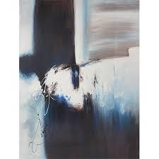 modern abstract canvas high gloss finish 36 x 48