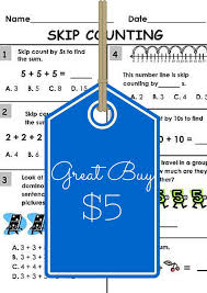95 best skip counting images on Pinterest | Math activities, Skip ...