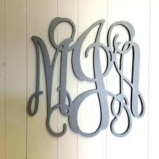 monogram wall hanging monogram door sign wooden monogram door hanger wooden monogram wall hanging door hanger monogram wall hanging wooden