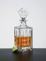 28oz cut crystal whiskey decanter from badash crystal handcrafted of very fine european full lead crystal this decanter looks great by itself or combine