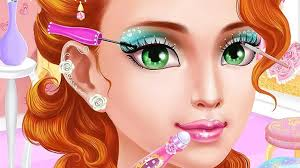 make up salon s games gameplay app android apk 6677