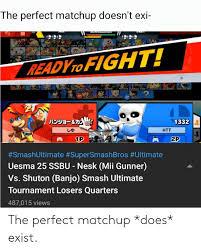 The Perfect Matchup Doesnt Exi Uuro6vinineno Mario Donkey